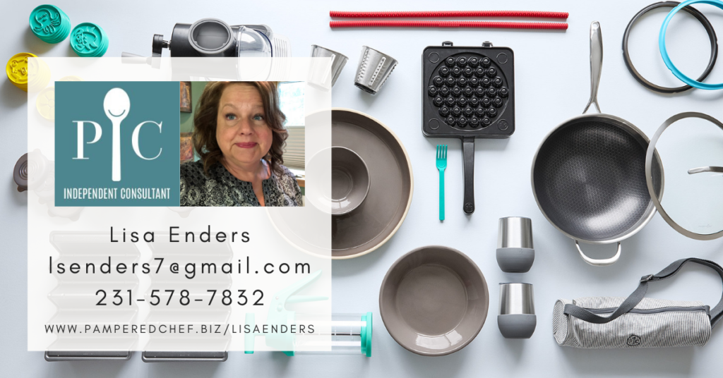 Pampered Chef - Lisa Enders